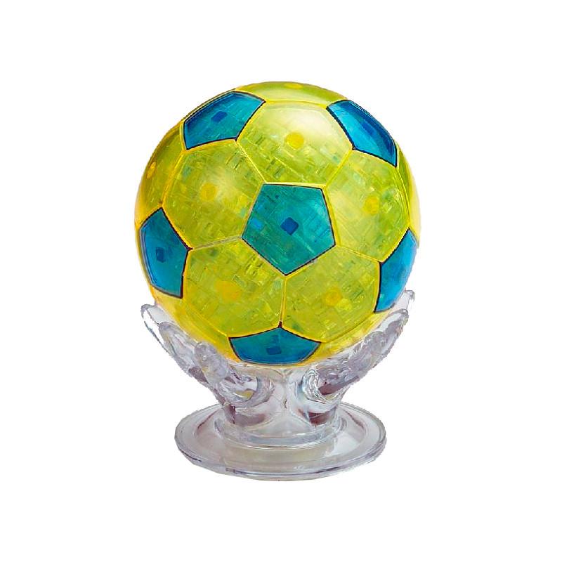 3D Crystal Puzzle Футбольный мяч