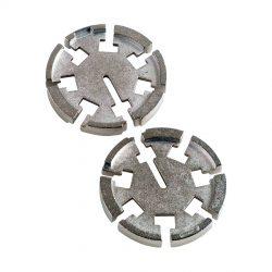 Головоломка литая Диск аналог Cast Puzzle Disk