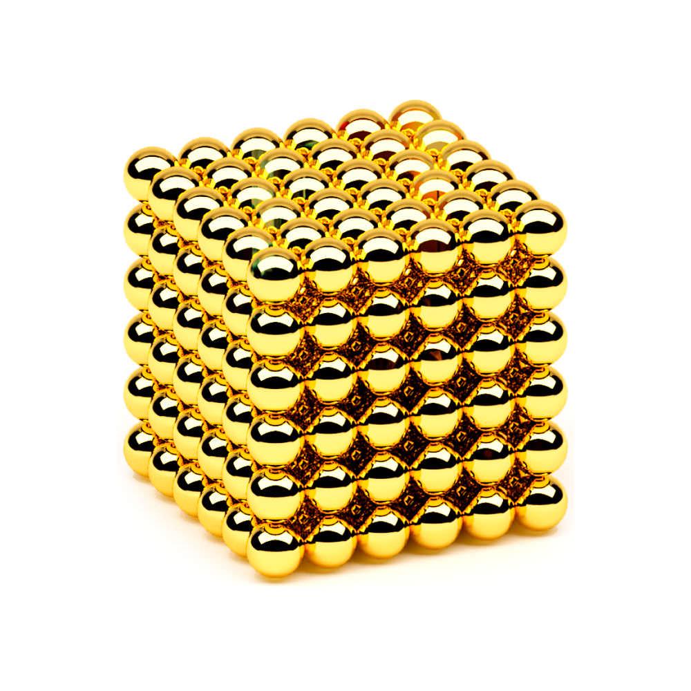 Неокуб 5 мм Золото