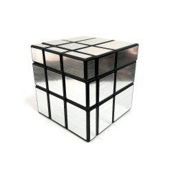 Кубик Рубика 3x3 Shengshou Серебристый