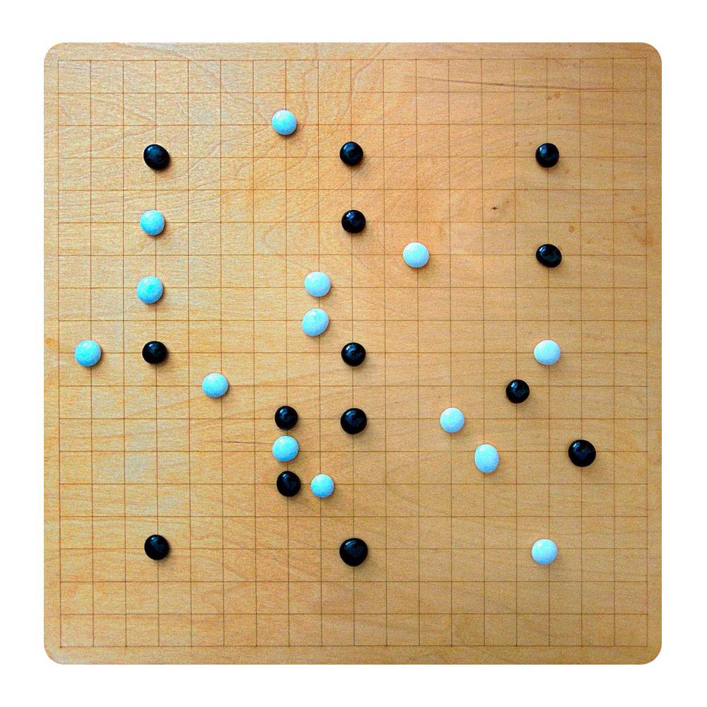 Настольная игра Го