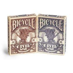 Покерные карты Bicycle Civil War
