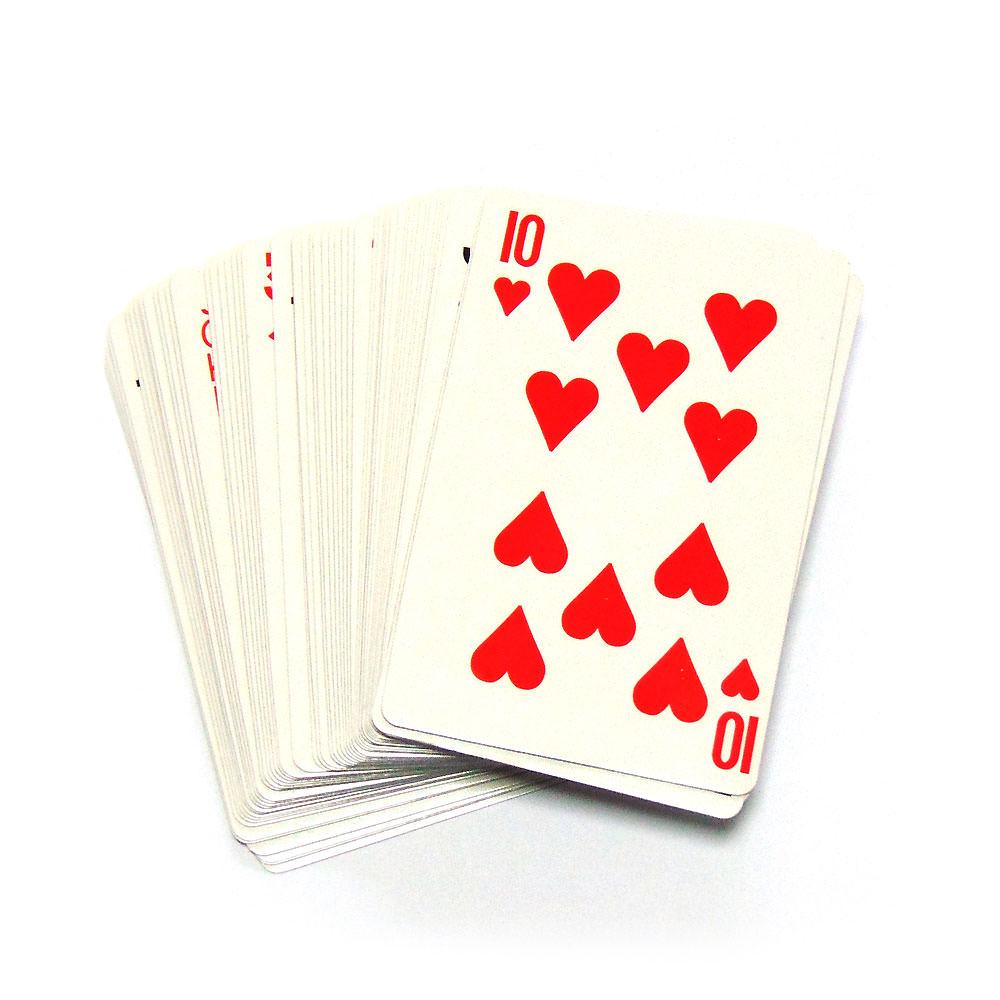 Конусная колода карт