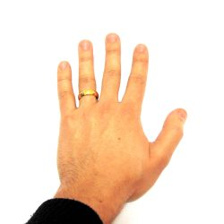 Magic Gold Ring
