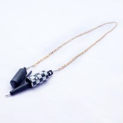Ручка в цепочку (Pen to necklace)