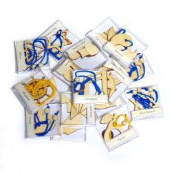 Набор из 20 мини-головоломок