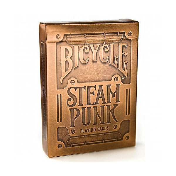 Карты Bicycle Steampunk