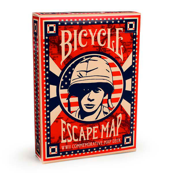 Bicycle Escape Map