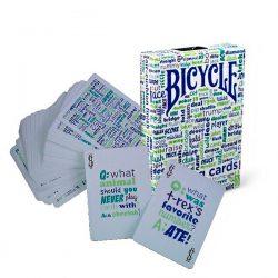 Карты покерные Bicycle Table Talk