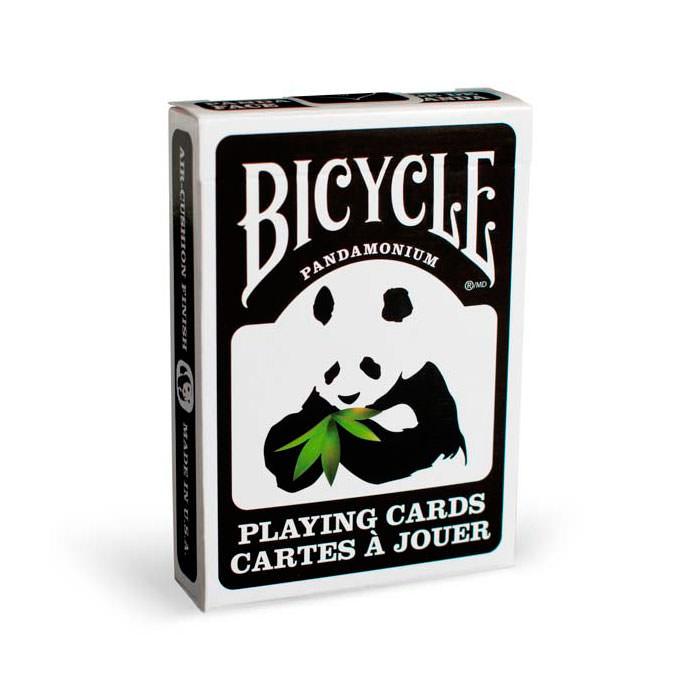 Bicycle Pandamonium