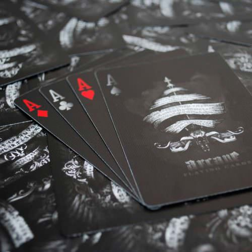 Карты Ellusionist Arcane Black