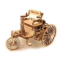 Механическая модель Первый автомобиль