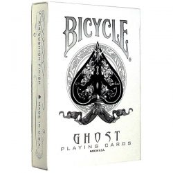 Карты Bicycle Ghost White