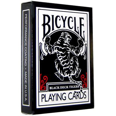 Карты Bicycle Tiger Back