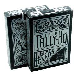 Карты Tally-Ho Viper (Fan Back)