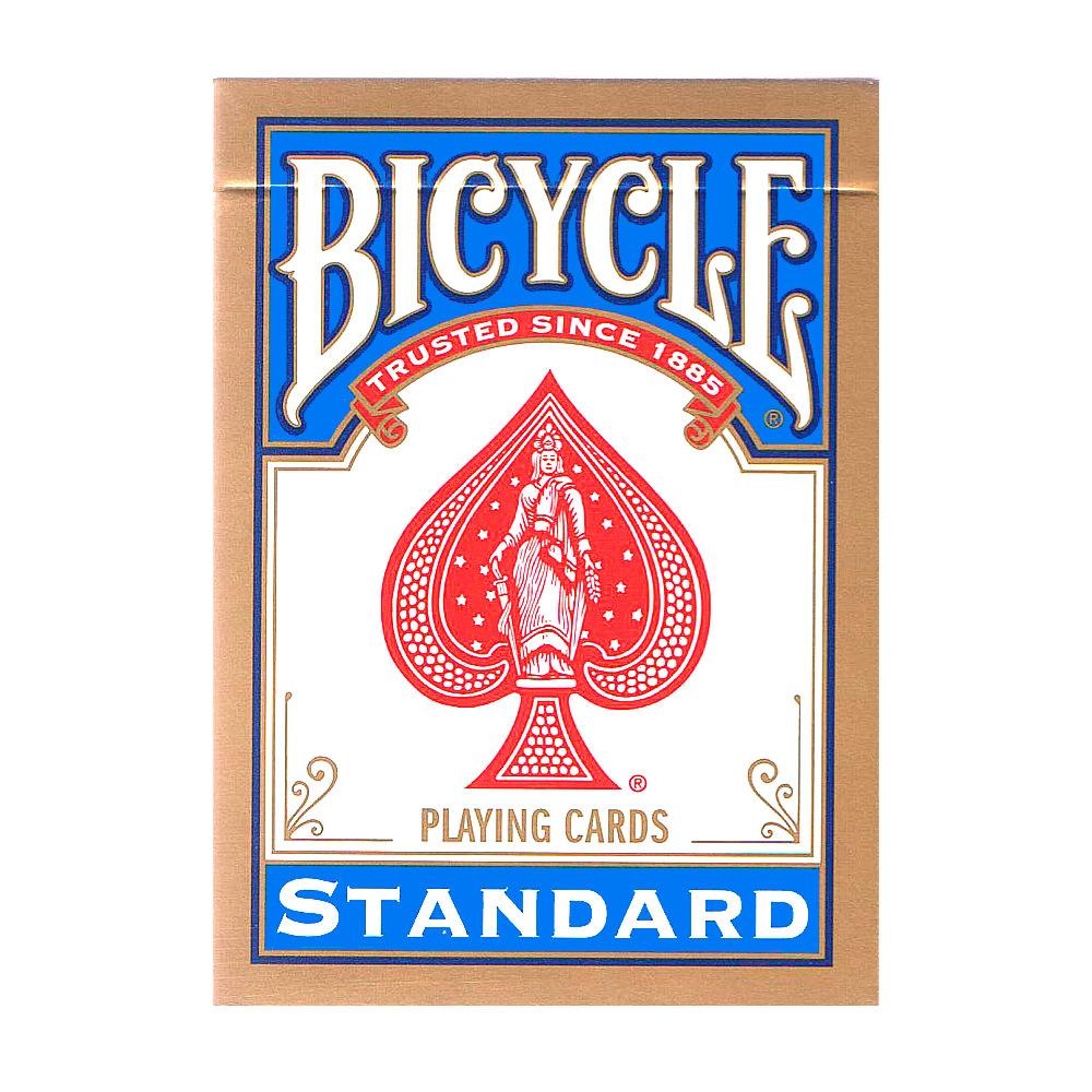 Покерные карты Bicycle Standard Синие