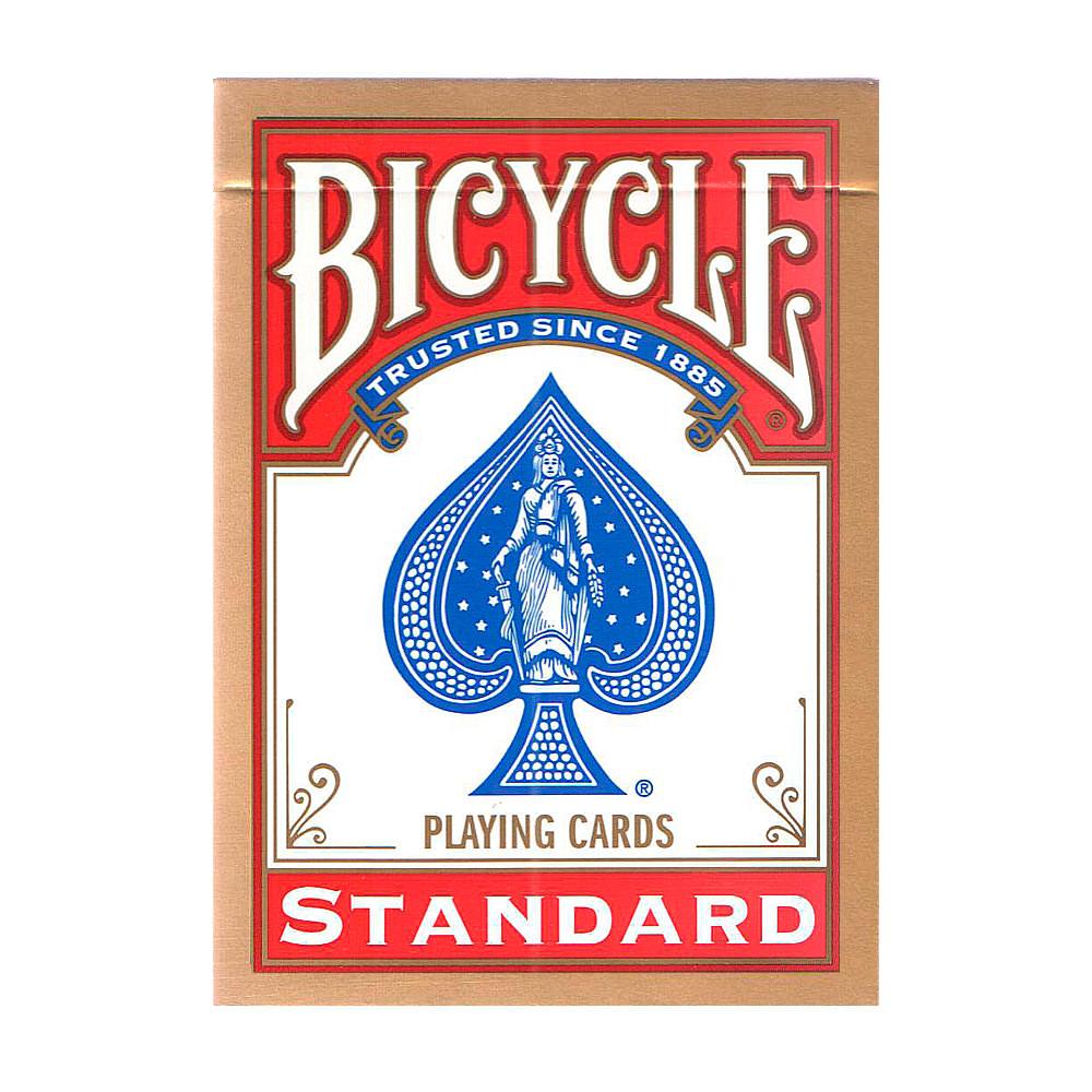 Покерные карты Bicycle Standard Красные