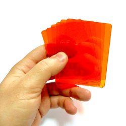 Тренировочная колода (Оранжевая)