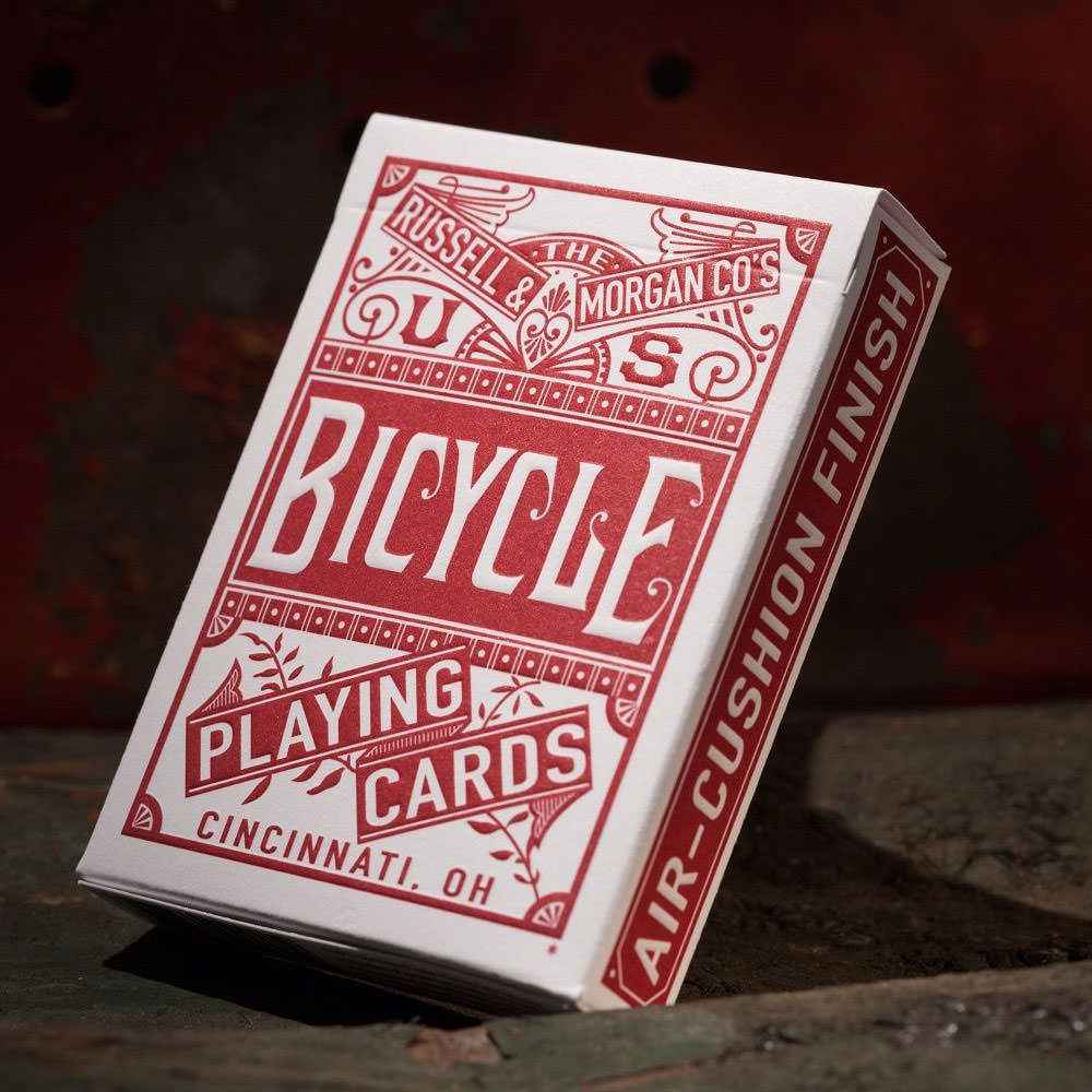 Покерные карты Bicycle Chainless