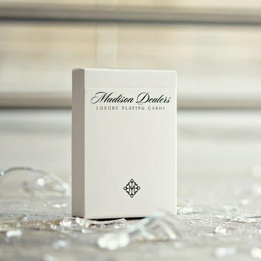 Коллекционные карты Madison Dealers Green