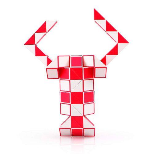 Змейка Рубика QiYi Twisty 72 звенья