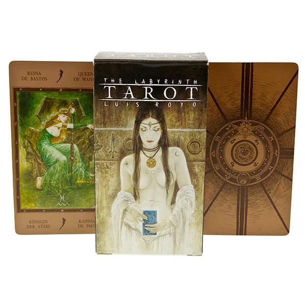 Карты Таро Labyrinth Tarot Лабиринт
