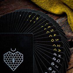 Покерные карты Killer Bees (Ellusionist)