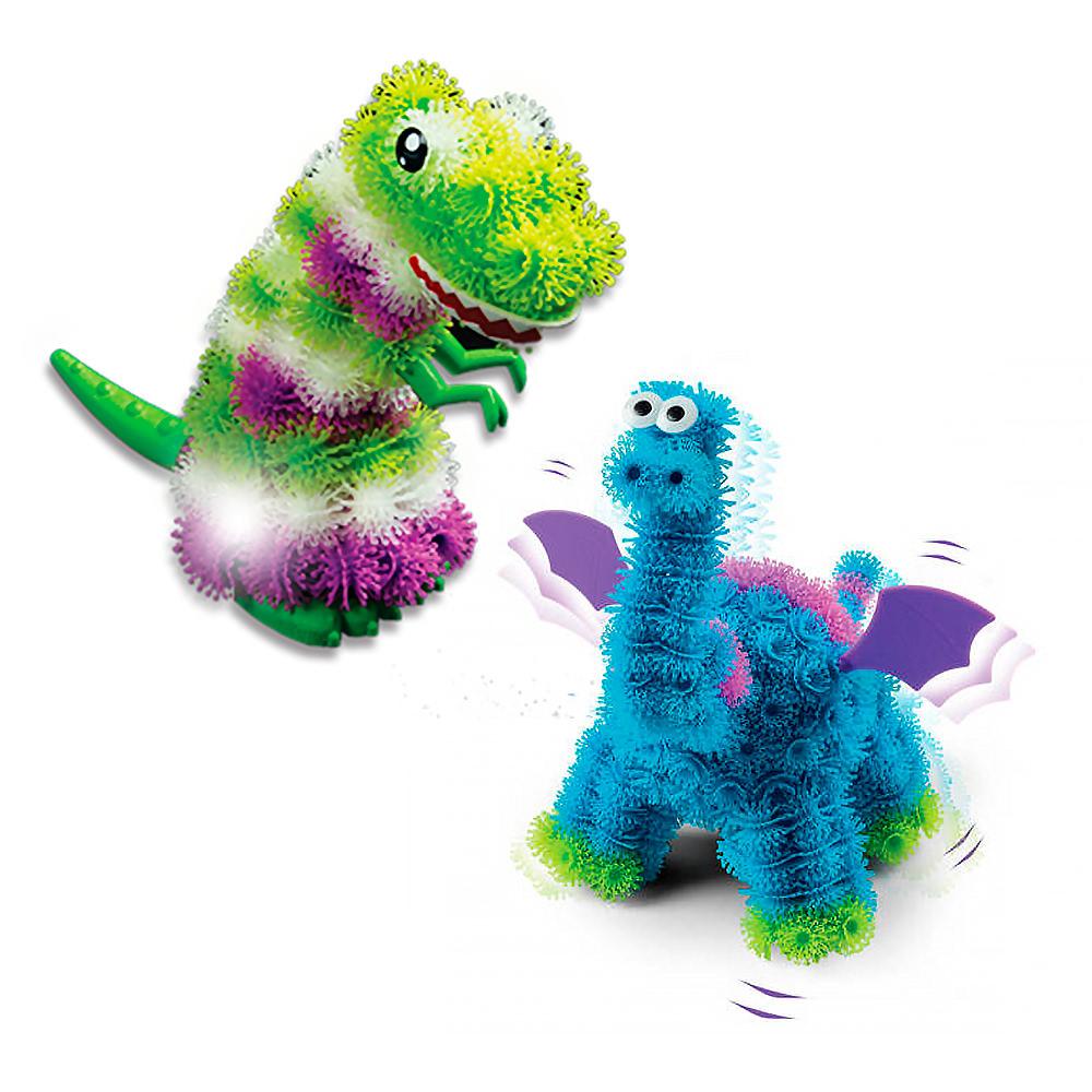 Конструкторлипучка Bunchems Динозавры