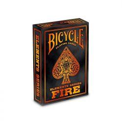 Покерные карты Bicycle Fire Огонь