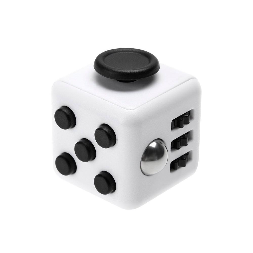 Антистрессовый кубик Fidget Cube Белый