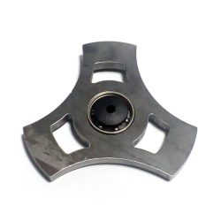 Fidget Spinner Пропеллер из стали (Steampunk серия)