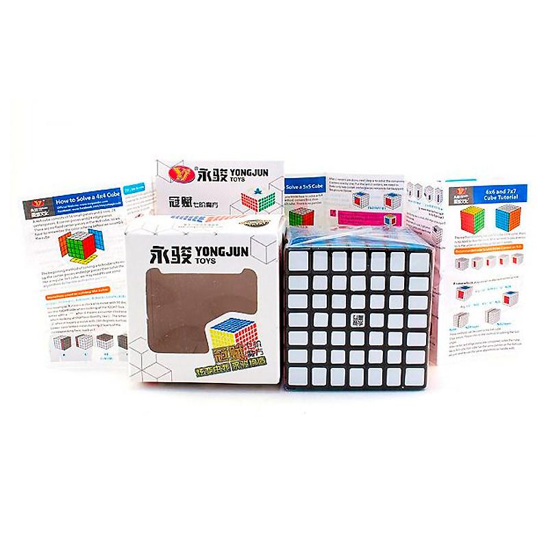 Кубик Рубика MoYu 7x7 GuanFu