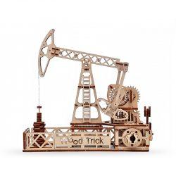 Нефтевышка от WoodTrick
