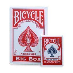 Покерные карты Bicycle Big Box