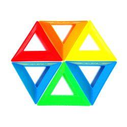 Цветная подставка MoYu для кубика Рубика