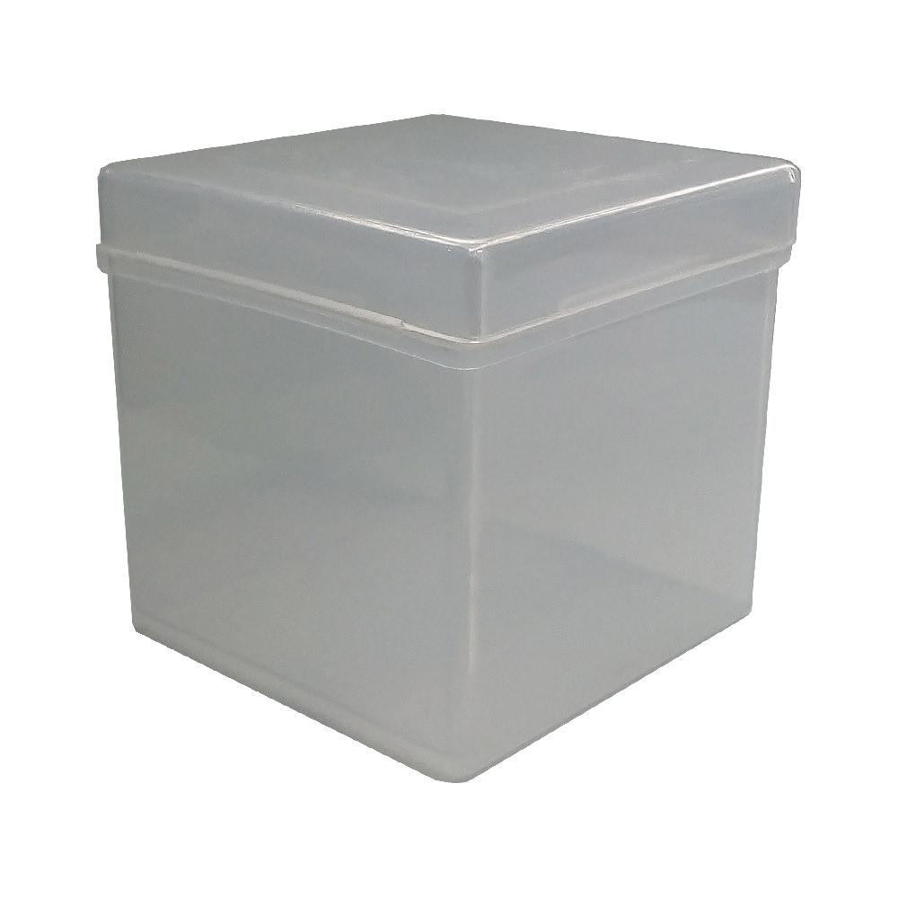 Пластиковый бокс для куба