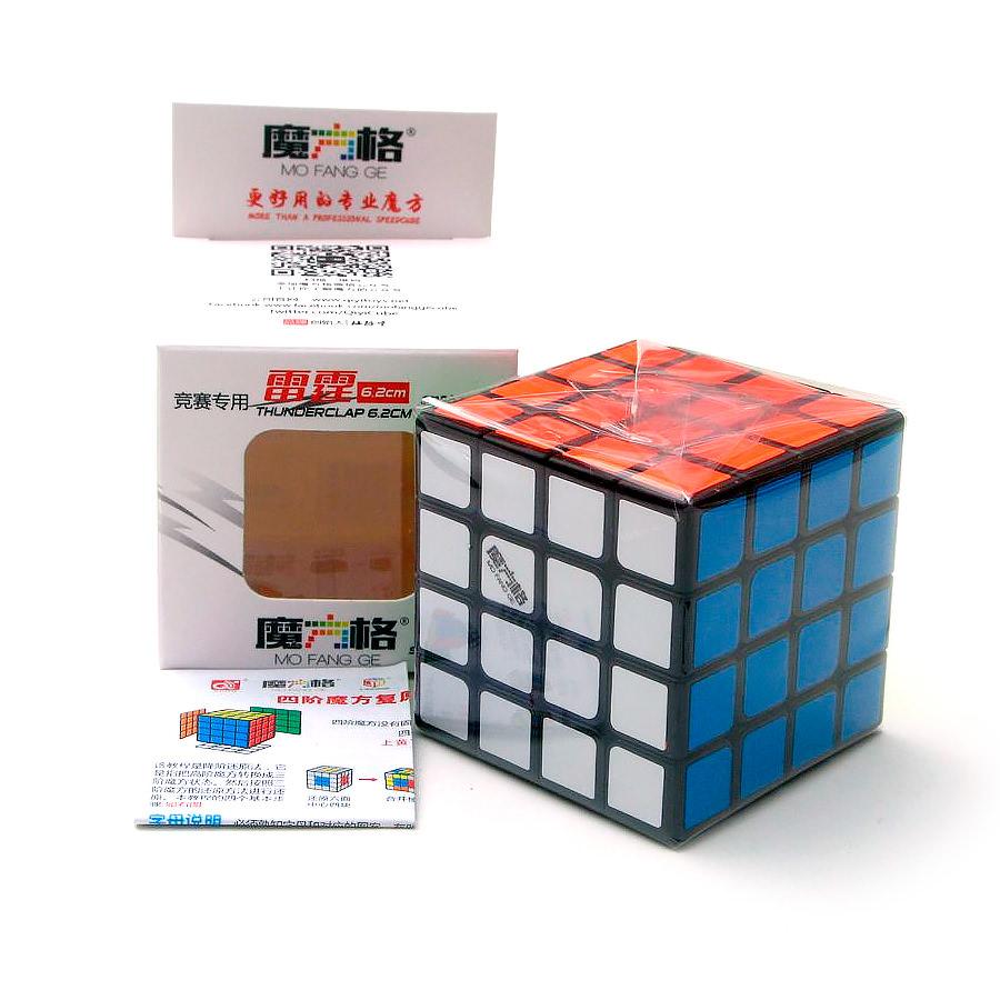 Кубик Рубика 4х4 QiYi Thunderclap