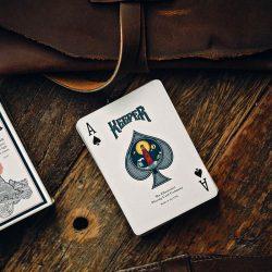 Покерные карты Keepers Deck by Adam Wilber (Ellusionist)