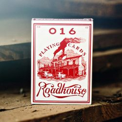 Покерные карты Roadhouse Ellusionist