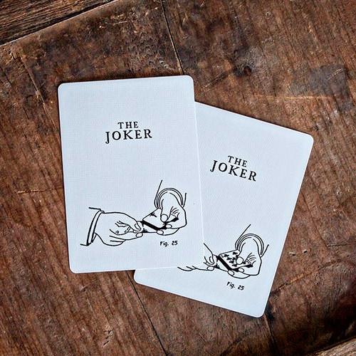 Покерные карты SWE Deck Ellusionist