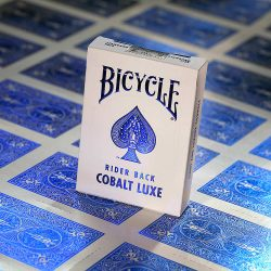 Покерные карты Bicycle Cobalt Luxe