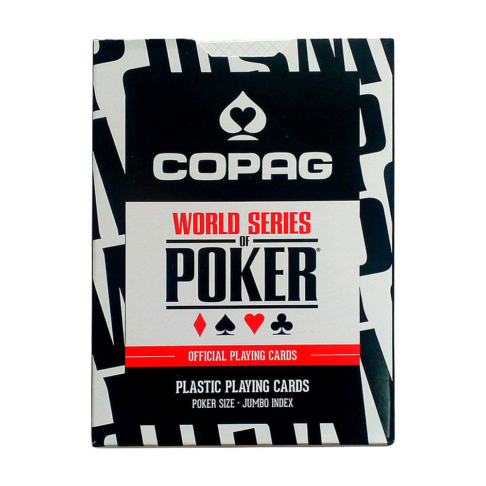 Покерные карты Copag WSOP World Series of Poker