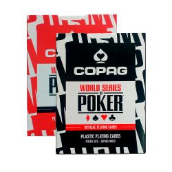 Покерные карты Copag WSOP (World Series of Poker)