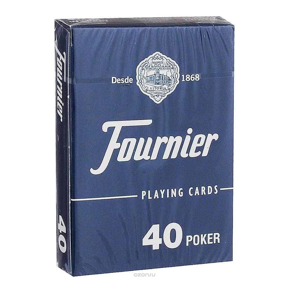 Покерные карты Fournier 40 Monkey Back