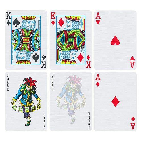Карты покерные Copag Neo Deck Nature Синие