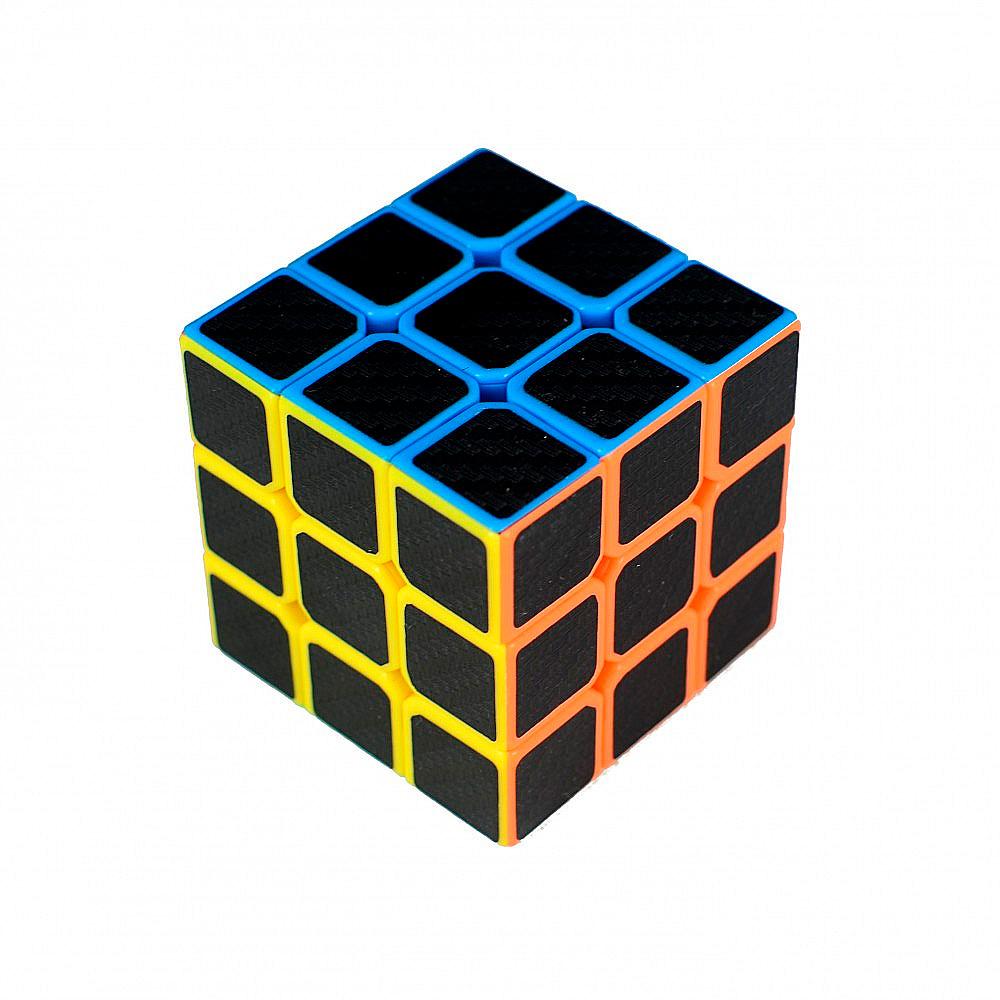 Кубик Рубика 3x3 ZCube CarbonFibre