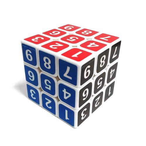 Кубик Рубика 3х3 ZCube Sudoku Судокукуб