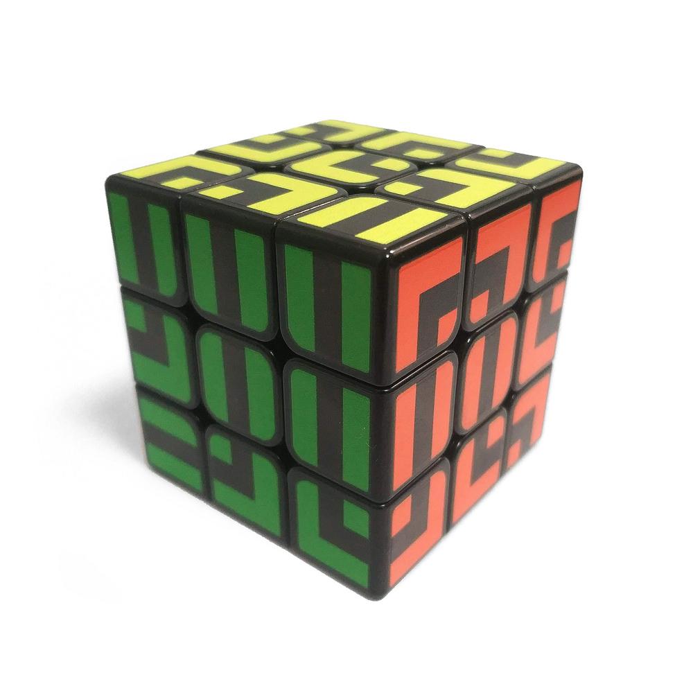 Кубик Рубика 3х3 ZCube Maze Cube