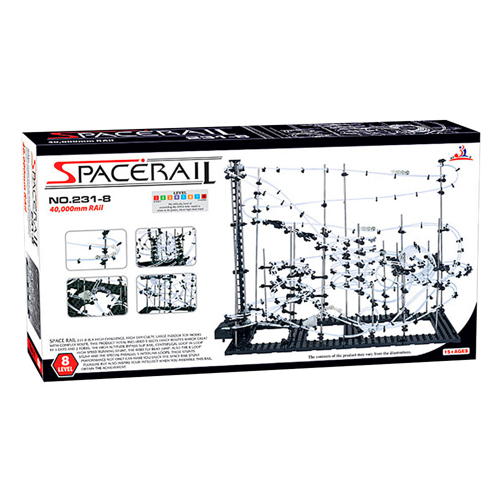 Конструктор SpaceRail уровень 8