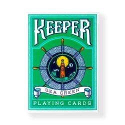 Покерные карты Keepers Green Sea